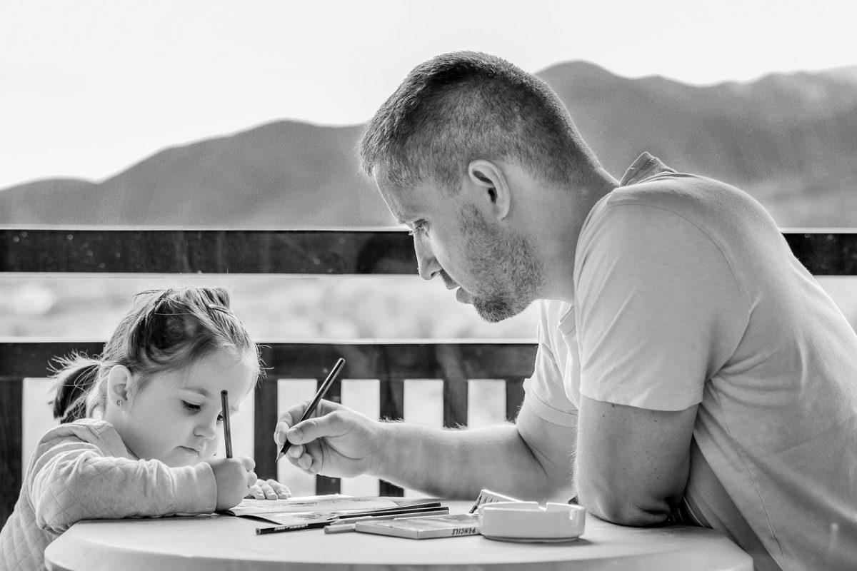 Как дети наследуют тревоги и депрессию от своих родителей